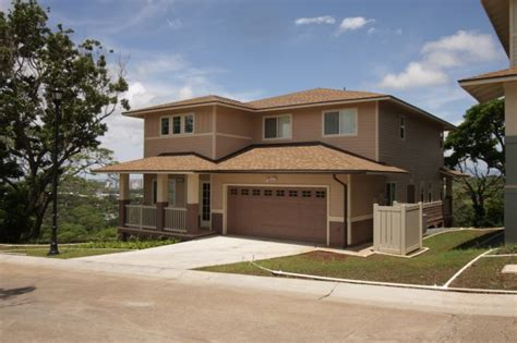Hawaii Army Base Housing by New Homes At Radar Hill Loop To Open In Summer