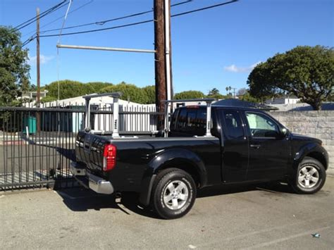 nissan frontier bed rack thule 500 xsporter pro truck bed racks on nissan frontier