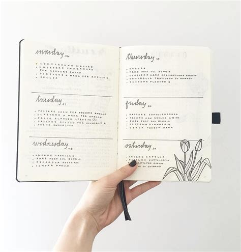 simple design for journal top 5 bujo ideas in 2016 bullet journal
