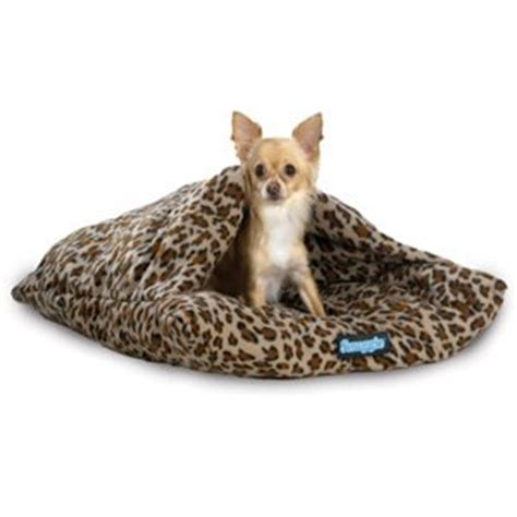 dog nesting bed amazon com snuggie nesting nook dog bed leopard small