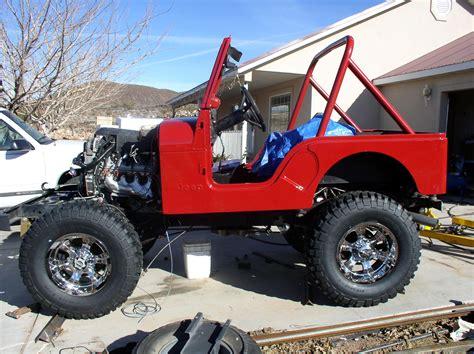 Jeep Ls Engine Cj Series Jeep With A Ls Or Lq Series Engine Ls1tech