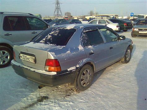 auto body repair training 1997 toyota tercel electronic valve timing 1997 toyota tercel pictures for sale