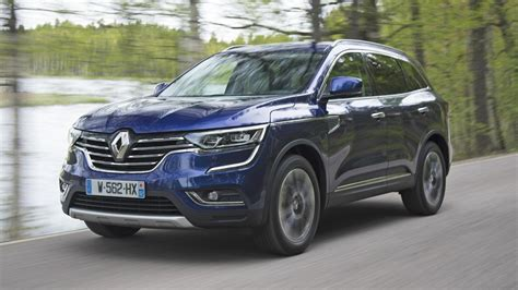 koleos renault 2018 2018 renault koleos review top gear