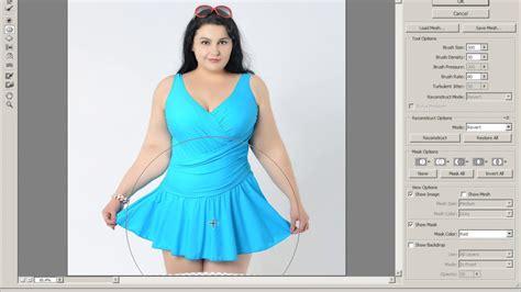 cara edit foto orang di photoshop tutorial cara edit foto orang berbadan gemuk menjadi kurus