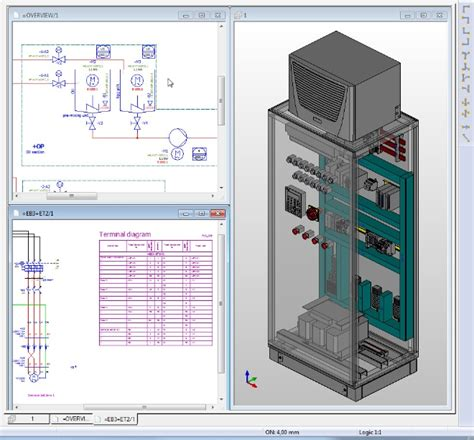 eplan releases pro panel for 3d engineering of