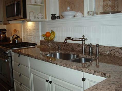 beadboard kitchen backsplash bead board backsplash ideas