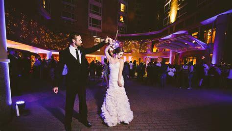 Reception Wedding Photos by Boston Wedding Venues Kimpton Marlowe Hotel