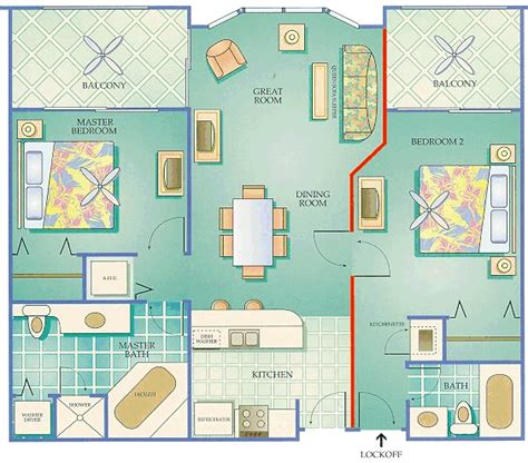 lake silver floor plan silver lake resort