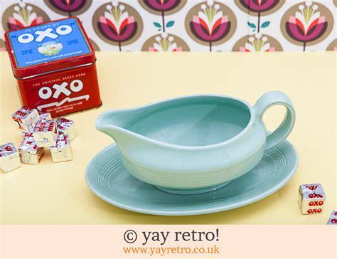 glass gravy boat uk beryl gravy boat saucer vintage shop retro china