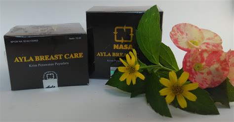 Ayla Breast Care Krim Pembesar Payudara Ayla Breast Care Nasa Dengan Nano