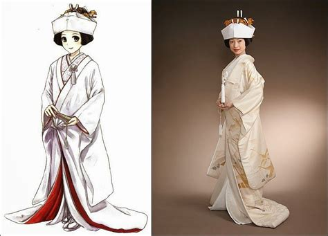 Wedding Attire Japan by Shiromuku 白無垢 Japanese Traditional Wedding Attire