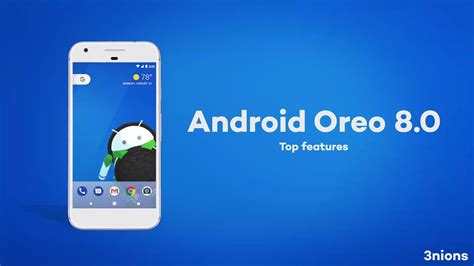 Android Oreo What S New by Top Features Of Android Oreo 8 0 What S New In Android