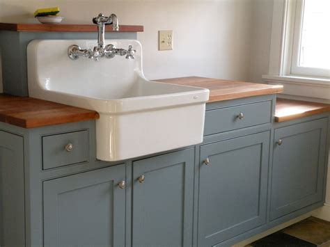 large farmhouse sink farmhouse utility sink kitchen traditional with cabinet