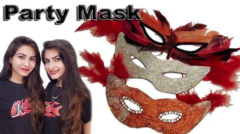how to make a diy mask mask mask diy how to make jk arts 119