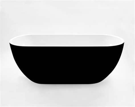 freestanding bathtubs melbourne kado lure 1500 petite black freestanding bath