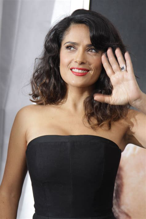 Selmas New by Salma Hayek At Here Comes The Boom Premiere