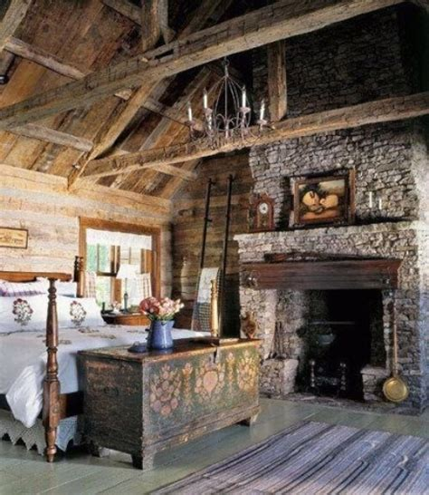 rustic antique home decor 65 cozy rustic bedroom design ideas digsdigs