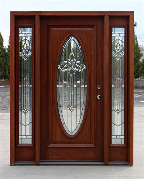 Oval Glass Doors Exterior Door With Oval Glass