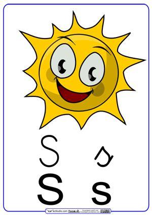 imagenes que empiecen con la letra s para colorear letra quot s quot letra cursiva actiludis