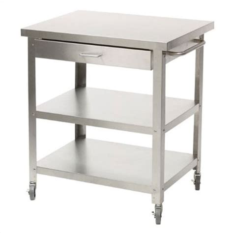 stainless steel kitchen island afreakatheart