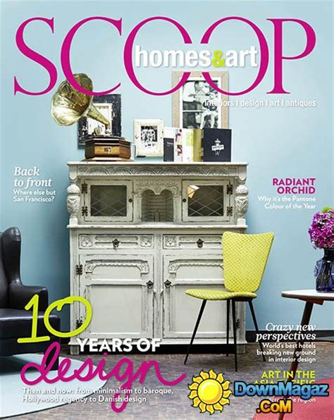 home interior design magazine pdf download scoop homes art issue 40 187 download pdf magazines