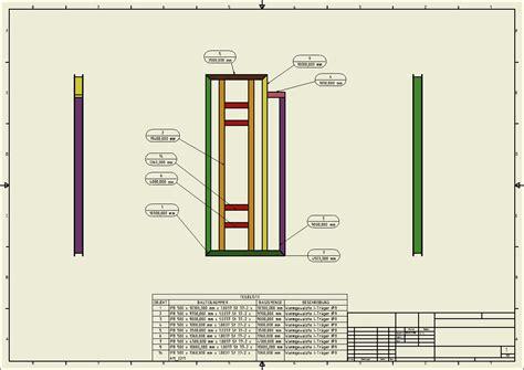 gestell inventor inventor st 252 ckliste profile tr 228 ger in st 252 ckliste