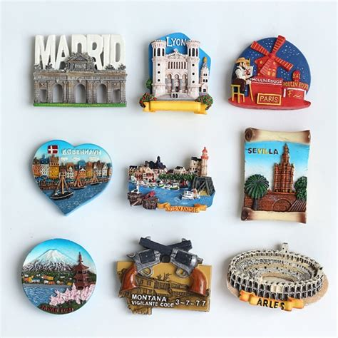 home design 3d magnetism buy various varies resin city tourist souvenirs fridge