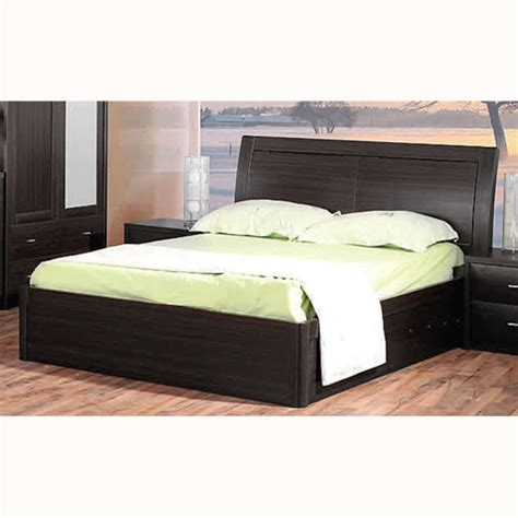 torino bed in coffee colour 11193 furniture in