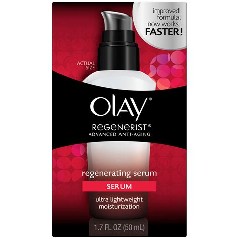 Olay Regenerist Serum olay regenerist regenerating lightweight moisturization