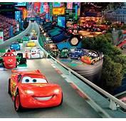 Carros Disney Painel Adesivo De Parede Decorativo