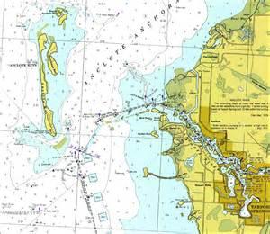 map tarpon springs florida tarpon springs 1977