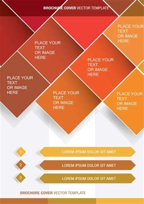 creative flyer design vector creative brochure cover vectors