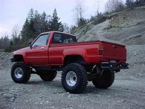 Toyota 4x4 Truck Demming Toyota 4x4