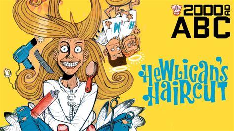 haircut graphic story 2000 ad shop hewligan s haircut