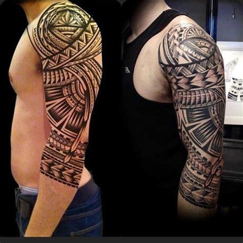tatuaje samoane modele tribal samoan