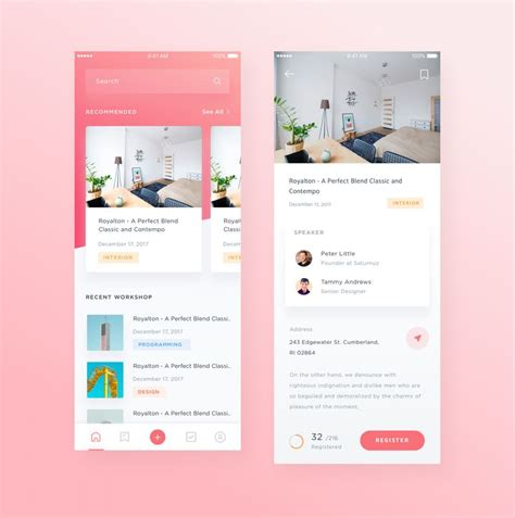 Mobile Application Design 25 best ideas about mobile ui design on pinterest