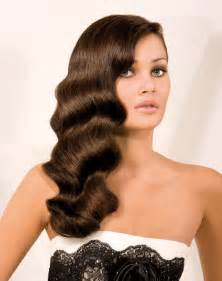 hairsryles for with waves finger waves hairstyle for long hair hairstyles weekly
