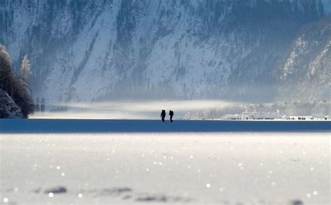 letty s visit to land books seltenes naturerlebnis der zugefrorene k 246 nigssee