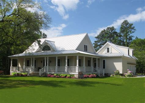 Farmhouse Plans With Porch Plan 32636wp Country Sweetheart With Wraparound House