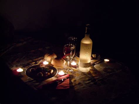 How Can I Decorate My Home romantic dinner saraincucina page 2