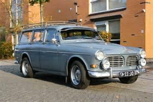 1966 Volvo 122s Wagon 1966 Volvo 122s Wagon