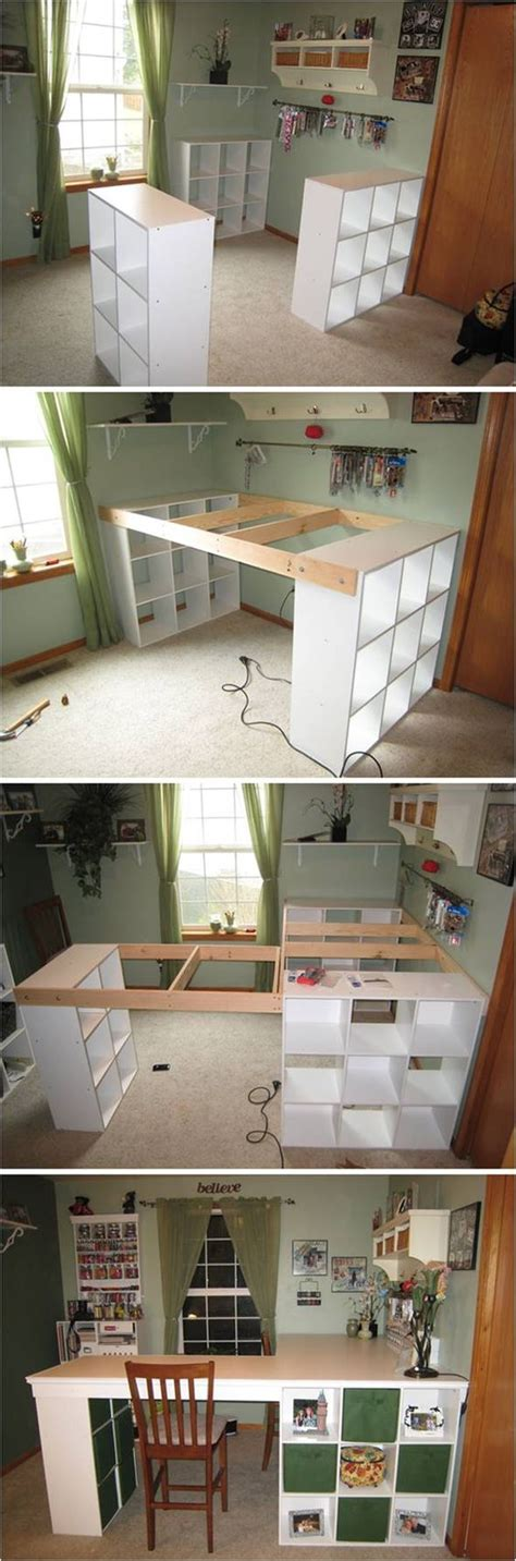 diy small desk ideas creative ideas diy customized craft desk i am always a