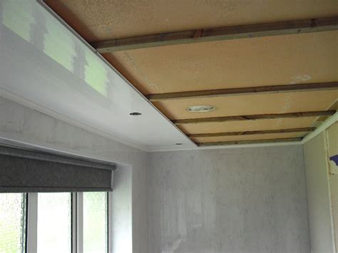 Installing Ceiling Battens by Installation Ceiling Panels With Battens The Bathroom