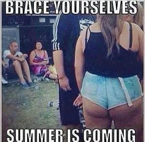 Summer Is Coming Meme - who likes short shorts not me i m afraid penny for