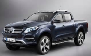 luxury trucks 2017 mercedes the luxury pickup truck glt http www