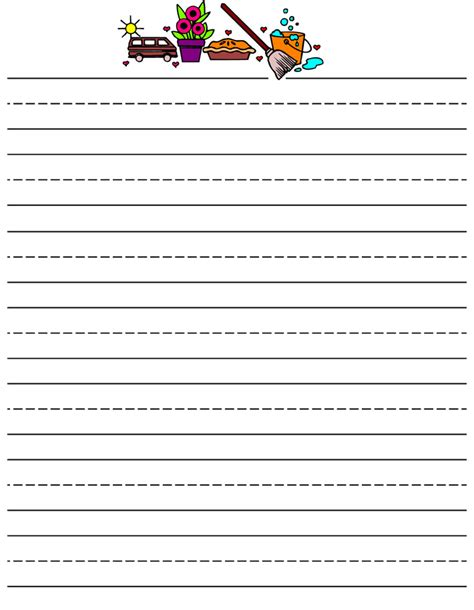 printable writing paper free photo printable lined paper images