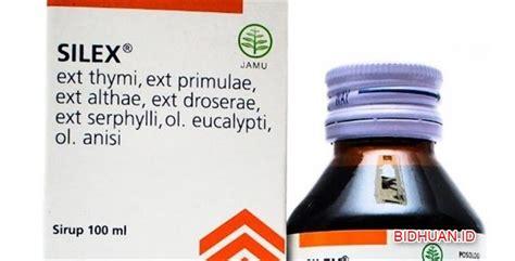 Obat Batuk Silex obat batuk silex untuk ibu menyusui efek sing dosis