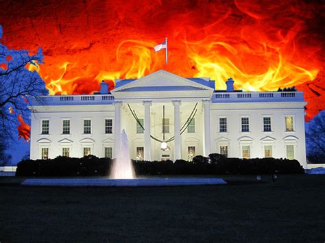 white house burned down today we celebrate the time canada burned down the white house smart news smithsonian