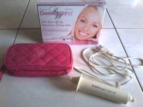 Setrika Wajah Asli jual alat kecantikan dermawand skin care penghalus
