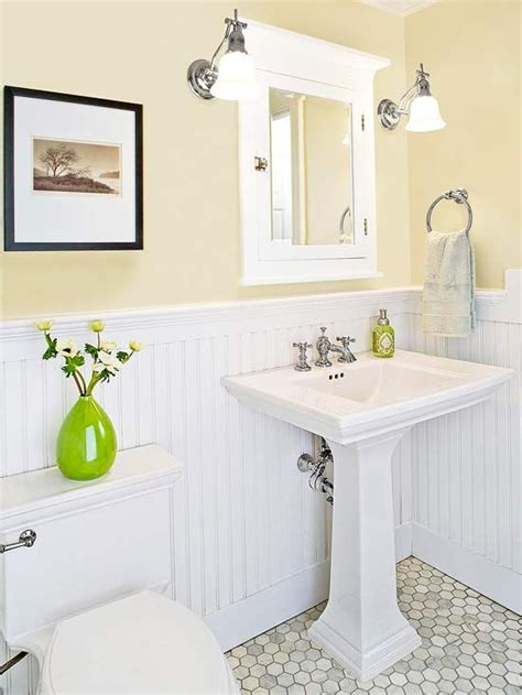 better homes and gardens bathroom ideas 1000 ideas about small bathroom sinks on pinterest
